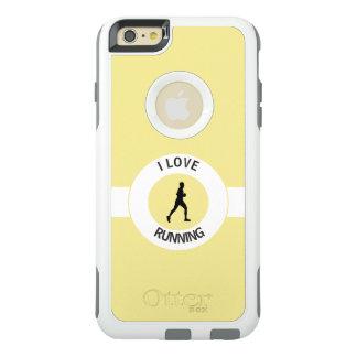 I LOVERUNNING OtterBox iPhone 6/6S PLUS CASE