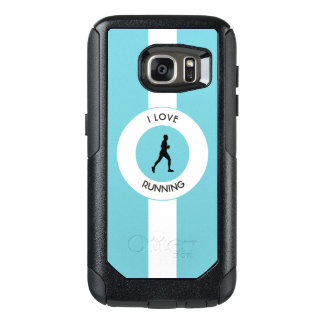 I LOVE RUNNING OtterBox SAMSUNG GALAXY S7 CASE