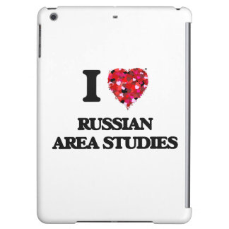 I Love Russian Area Studies