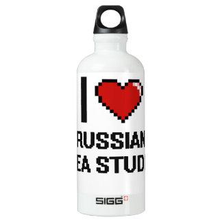 I Love Russian Area Studies Digital Design SIGG Traveller 0.6L Water Bottle