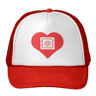 I Love Safes Design Cap