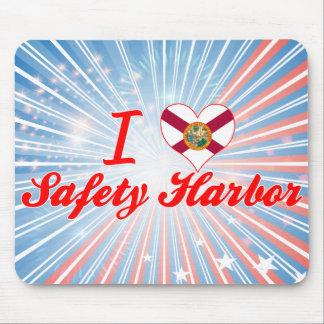 I Love Safety Harbor, Florida Mousepad