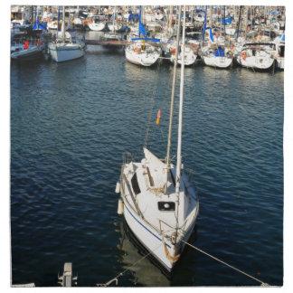 I love sailing napkin