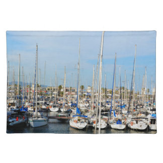 I love sailing placemat