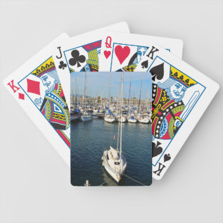I love sailing poker deck