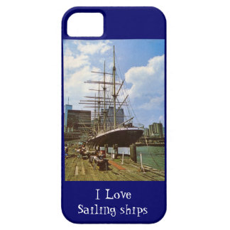 I love sailing ships iPhone 5 covers