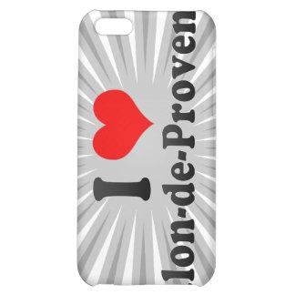 I Love Salon-de-Provence, France Cover For iPhone 5C
