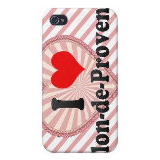 I Love Salon-de-Provence, France iPhone 4/4S Case