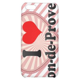 I Love Salon-de-Provence, France iPhone 5C Covers