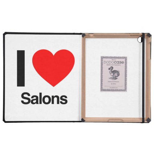 i love salons covers for iPad