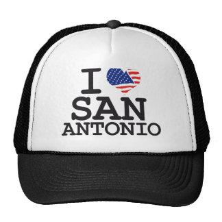 I love San Antonio Hat