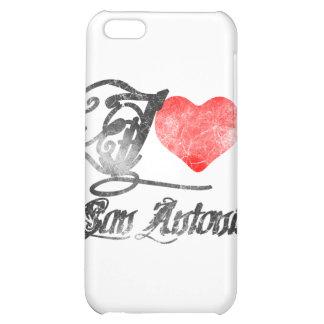 I Love San Antonio Cover For iPhone 5C