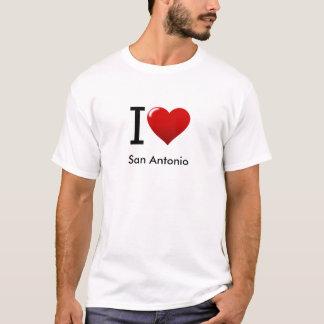 I Love, San Antonio T-Shirt