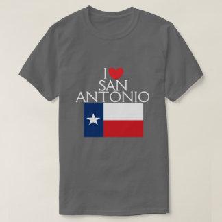 I Love San Antonio, Texas T-Shirt