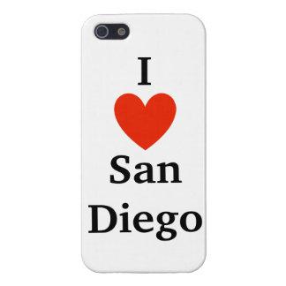 I Love San Diego iPhone 5 Case