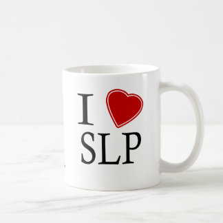 I Love San Luis Potosi Coffee Mug