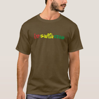 i love Santa Cruz Rasta T-Shirt