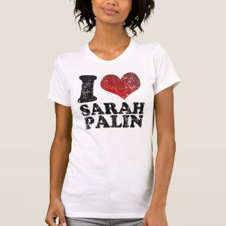 I love Sarah Palin t shirts