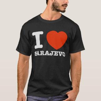 I Love Sarajev T-Shirt