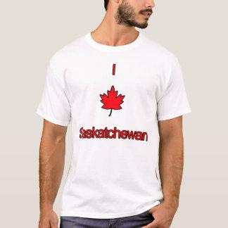 I Love Saskatchewan T-Shirt