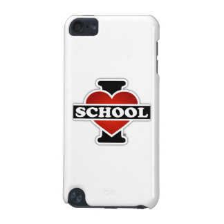 I Love School iPod Touch (5th Generation) Cases
