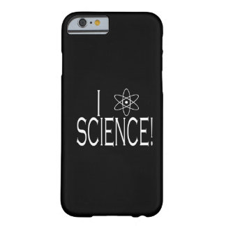 I love Science Barely There iPhone 6 Case