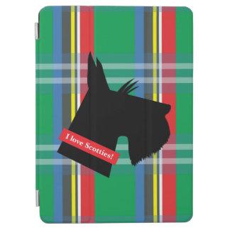 I Love Scotties iPad Air Cover
