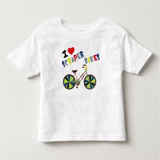 I Love Scraper Bikes -- T-Shirt