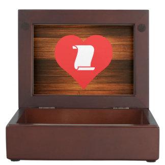 I Love Scripts Icon Memory Box