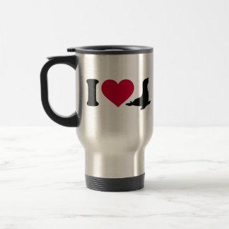 I love Seals Mug
