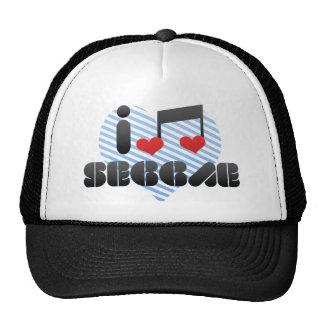 I Love Seggae Trucker Hat