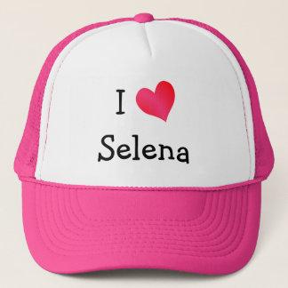 I Love Selena Trucker Hat