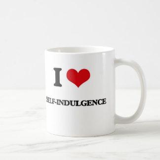 I Love Self-Indulgence Coffee Mug