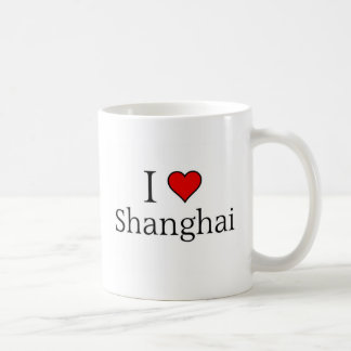 I love Shanghai Coffee Mug