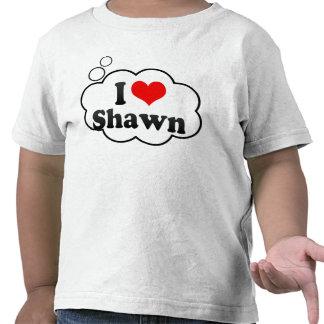I love Shawn T-shirts