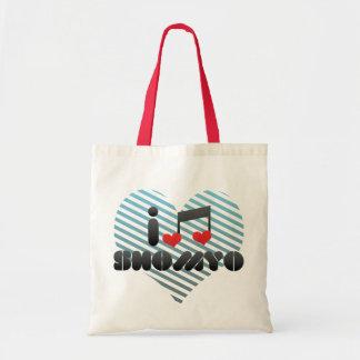 I Love Shomyo Tote Bags