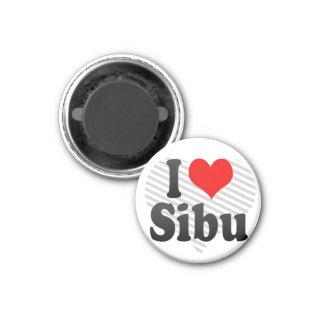 I Love Sibu, Malaysia Magnet