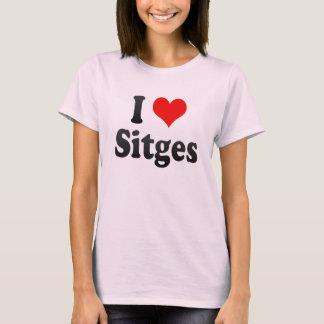 I Love Sitges, Spain. Me Encanta Sitges, Spain T-Shirt