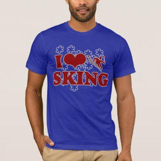 I LOVE SKING TOP
