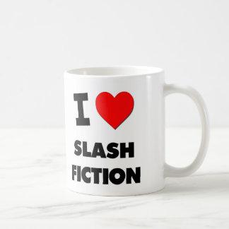 I Love Slash Fiction Mug