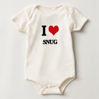I love Snug Baby Bodysuit