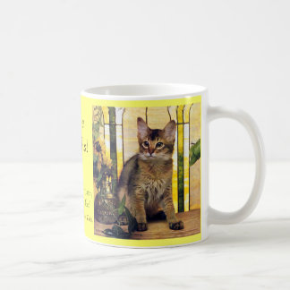 I love Somali Cats Coffee Mug