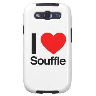 i love souffle samsung galaxy s3 case