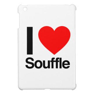 i love souffle iPad mini case