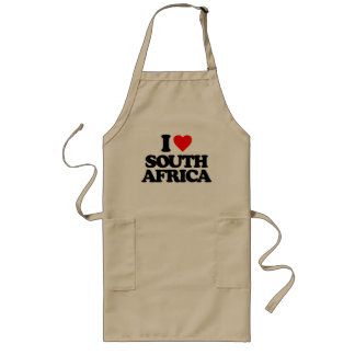 I LOVE SOUTH AFRICA APRON