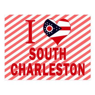 I love South Charleston, Ohio Post Cards