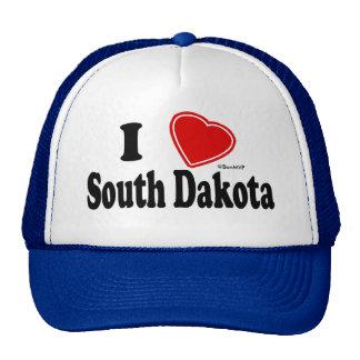 I Love South Dakota Cap