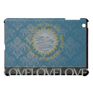 I love South Dakota Cool Case For The iPad Mini