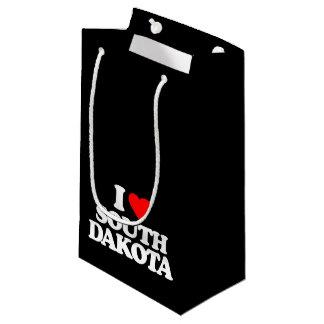 I LOVE SOUTH DAKOTA SMALL GIFT BAG