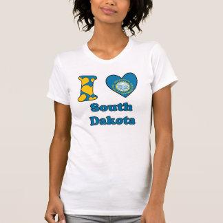 I love South Dakota Shirt